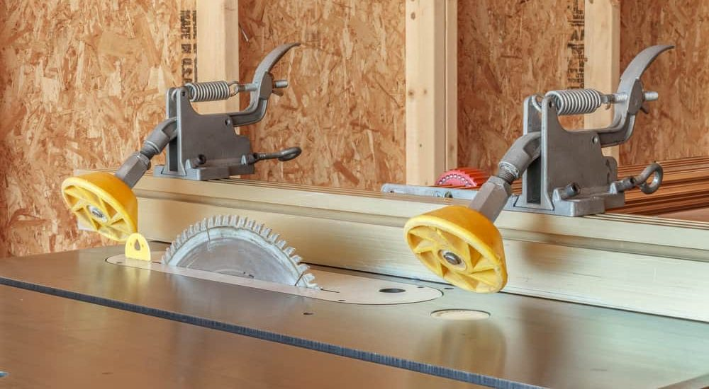 Incredible 11 Homemade Table Saw Fences You Can Diy Easily Interior Design Ideas Inesswwsoteloinfo