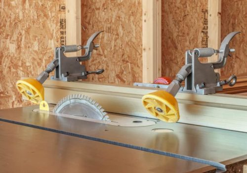 11 Homemade Table Saw Fences You Can DIY Easily