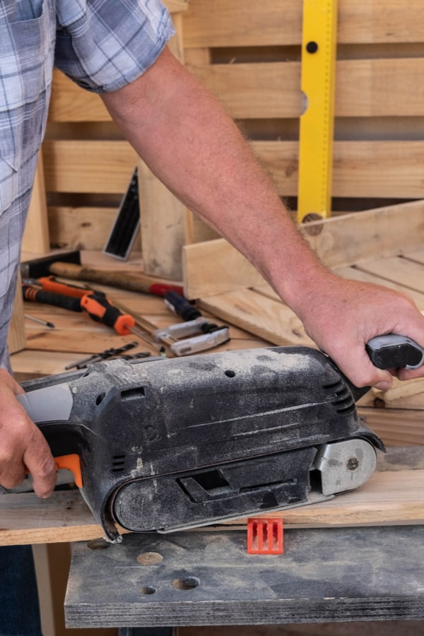 Make sure your planer knives are correctly aligned