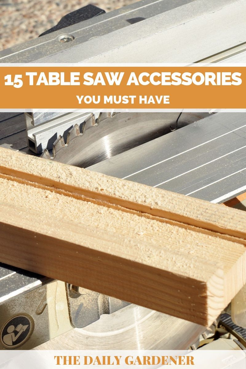 Table Saw Accessories 3
