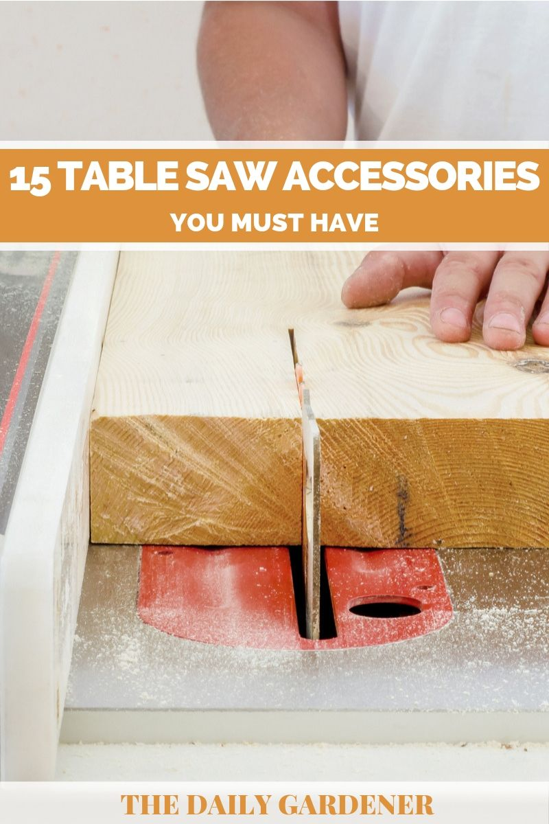 Table Saw Accessories 4