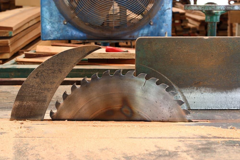 Table Saw Aftermarket splitter