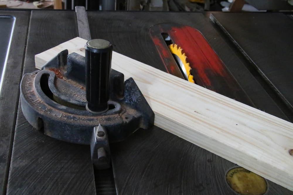 Table Saw Miter gauge