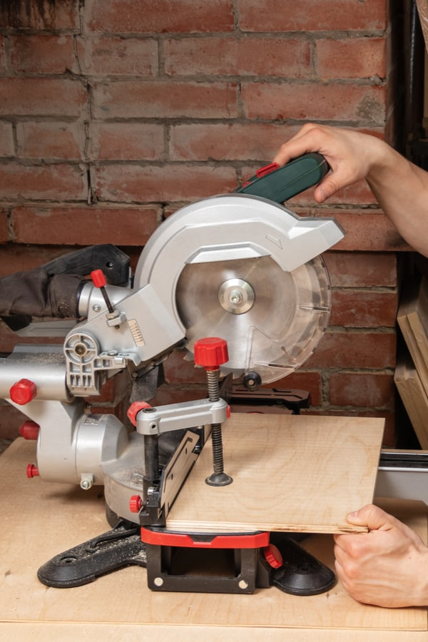 What are the advantages of miter saws