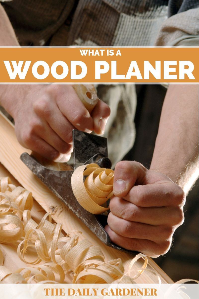 What is a Wood Planer 3