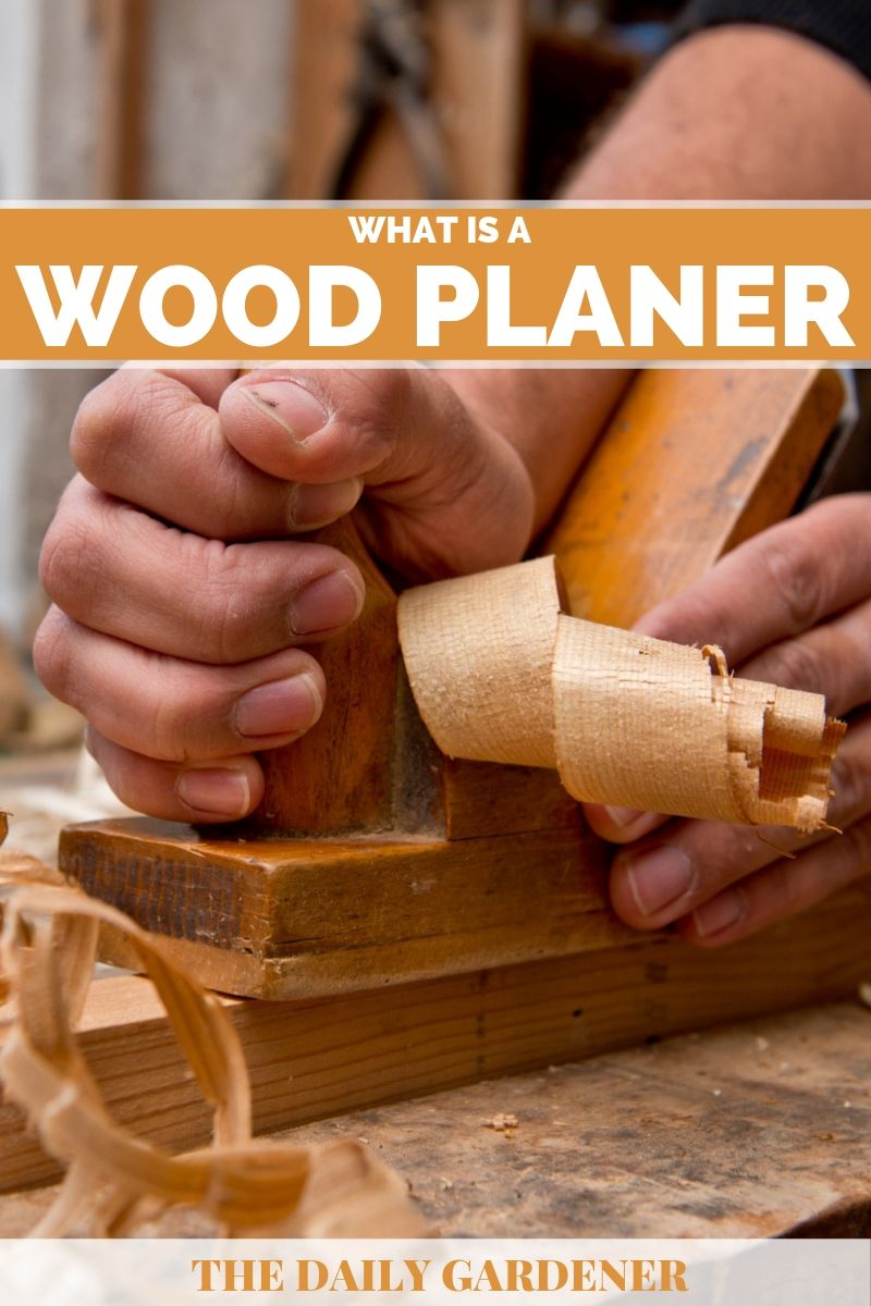 What is a Wood Planer 4