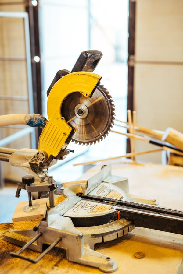 What is a miter saw