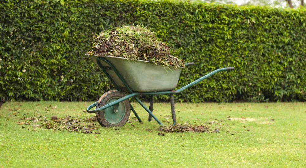 Who invented the Wheelbarrow