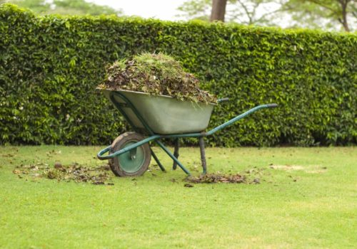 Who invented the Wheelbarrow?