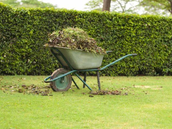 Who invented the Wheelbarrow?