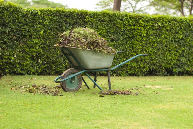 Who invented the Wheelbarrow