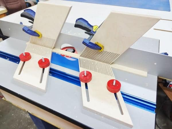 Woodworking Featherboards