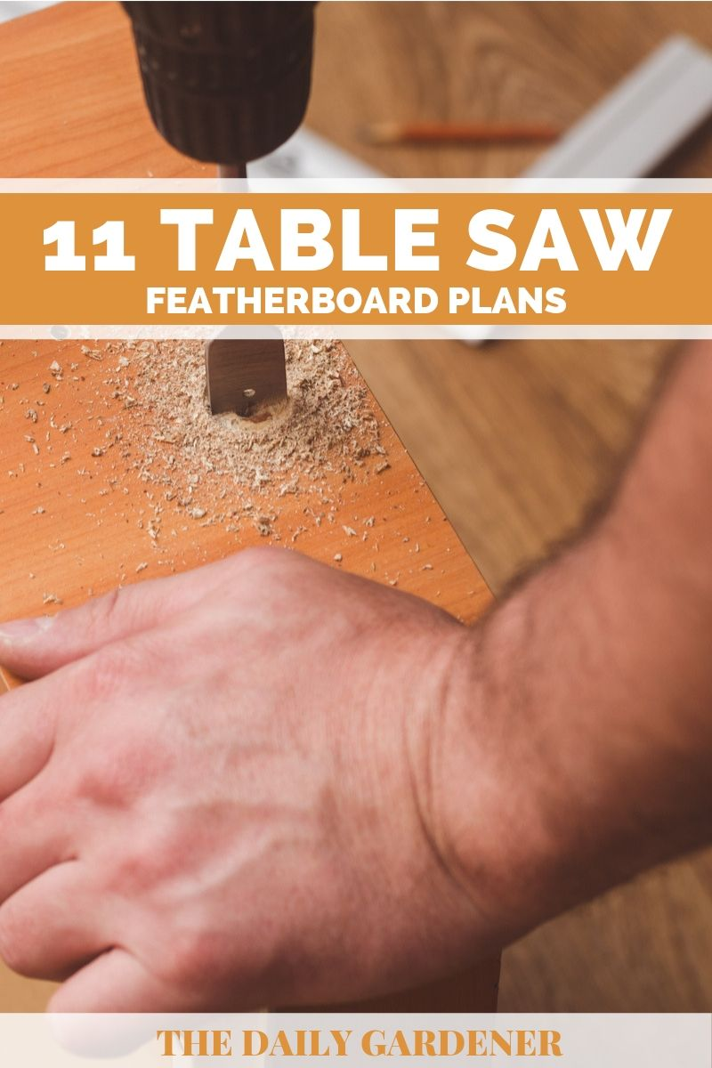 diy table saw featherboard plans 3