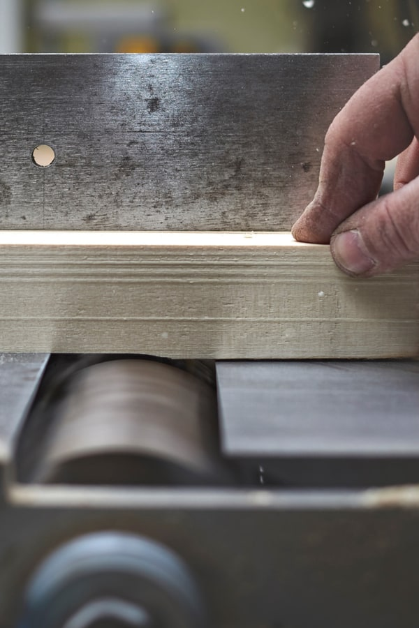 Edge Jointing