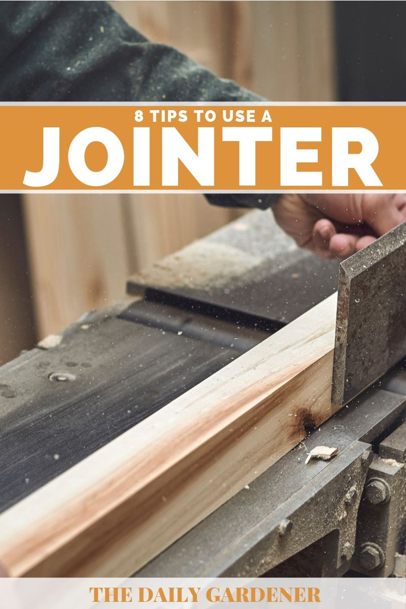 how to use jointer 3