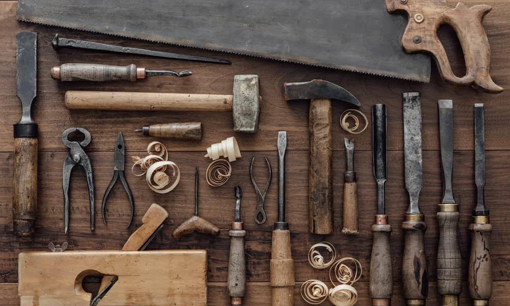 DIY Woodworking tools