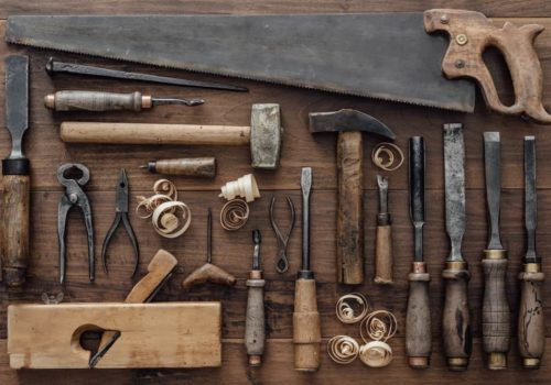 8 Must-have Tools For DIY Woodworking
