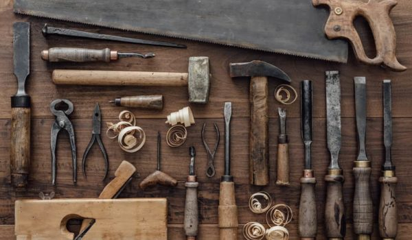 DIY Woodworking tools