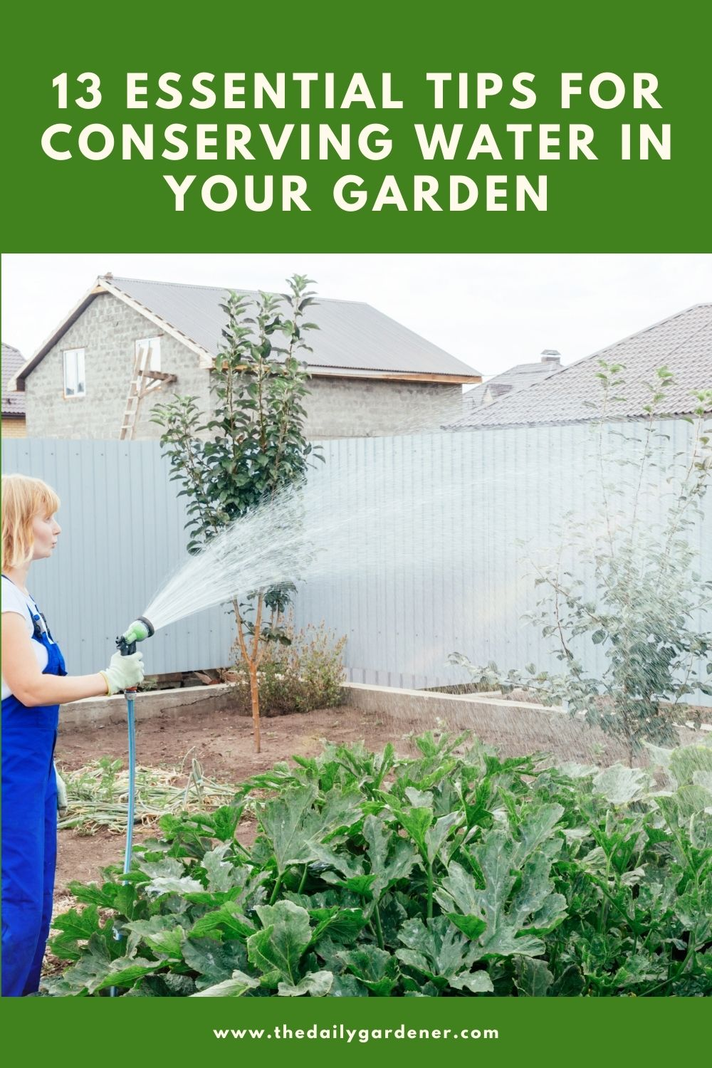 13 Essential Tips for Conserving Water In Your Garden 1