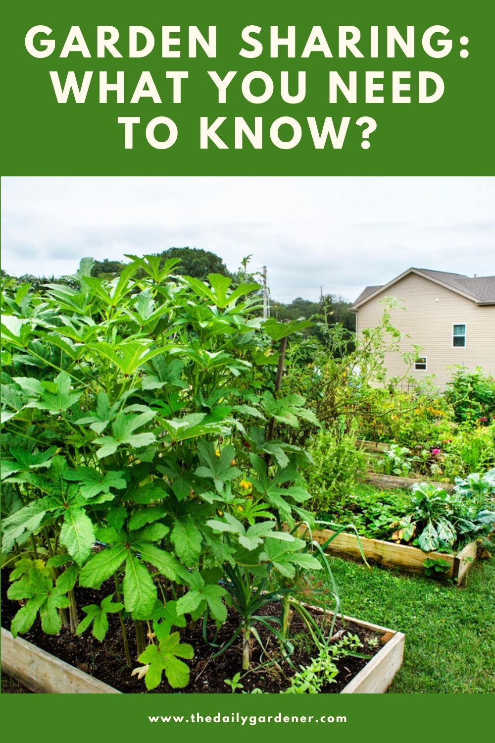 Garden Sharing What You Need to Know 2