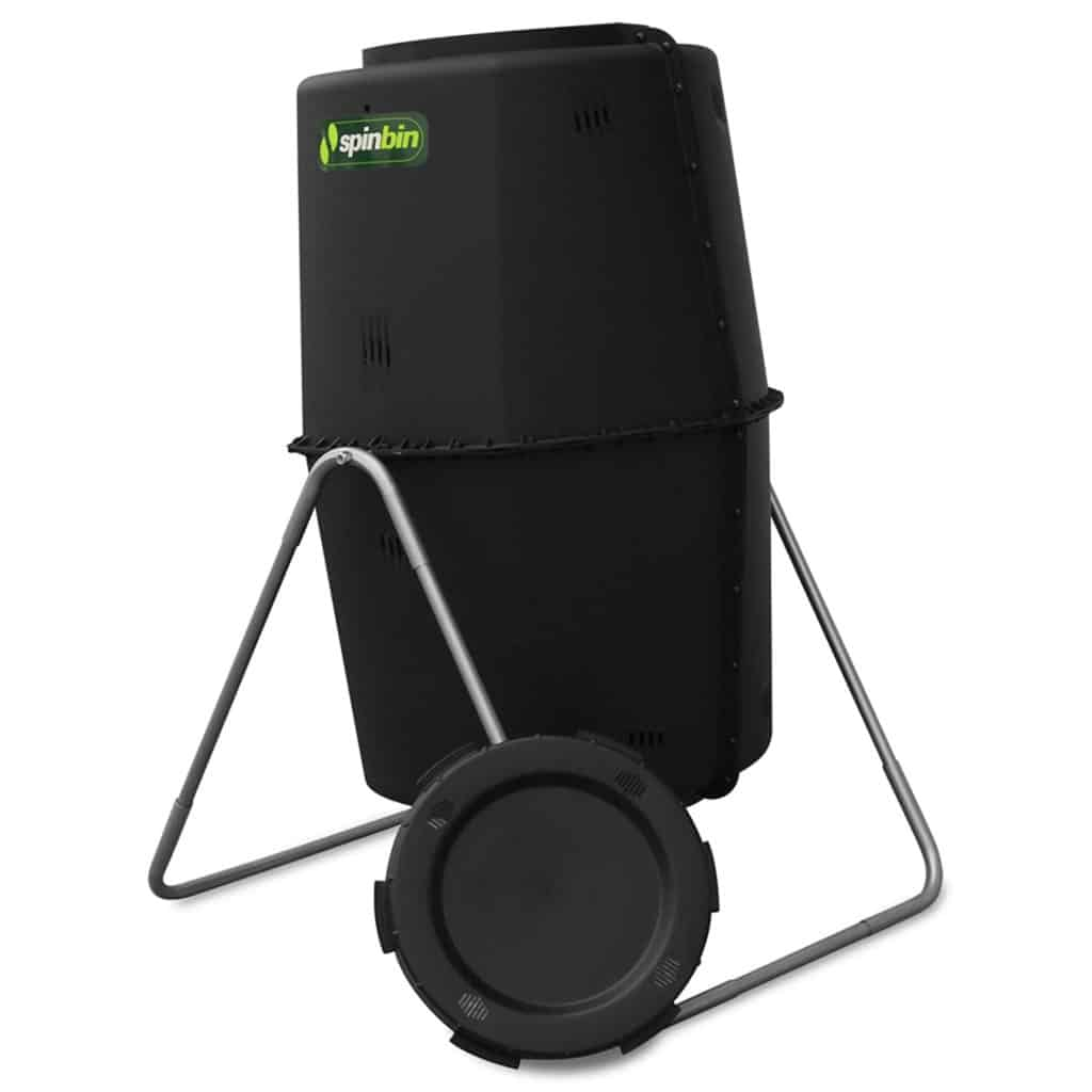 Spin Bin Composter Barrel Style Tumbler Compost Bin
