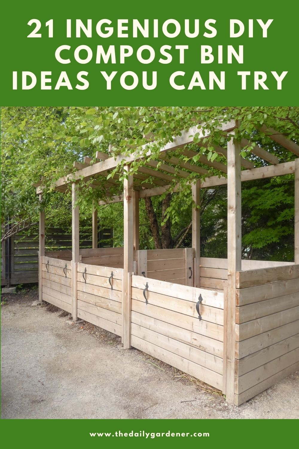21 Ingenious DIY Compost Bin Ideas You can Try 1