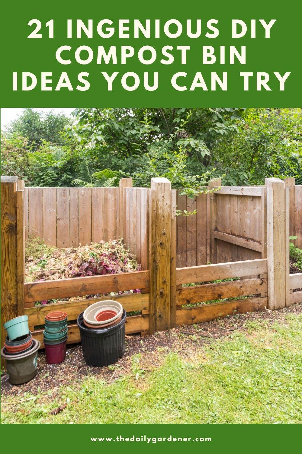 21 Ingenious DIY Compost Bin Ideas You can Try 2