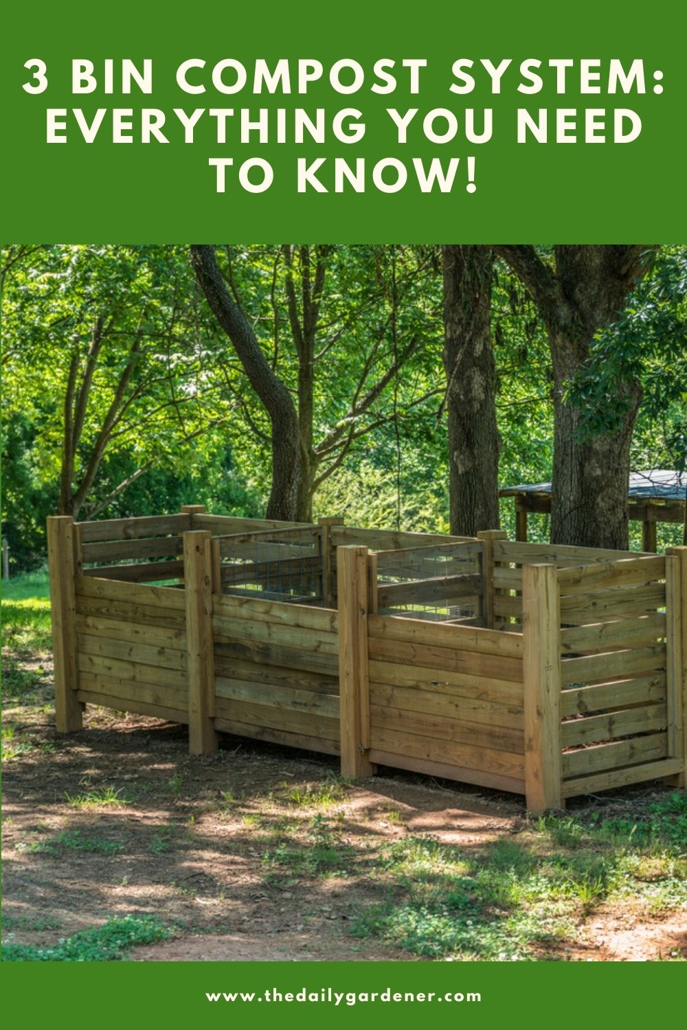 3 Bin Compost System Everything You Need to Know! 2