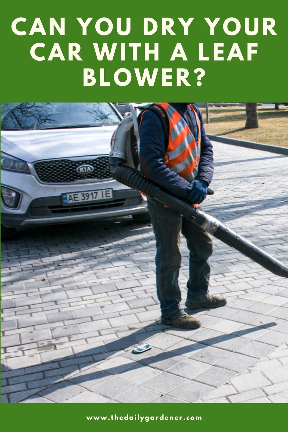 Can You Dry Your Car with a Leaf Blower (9 Tips for How to Do It) 1