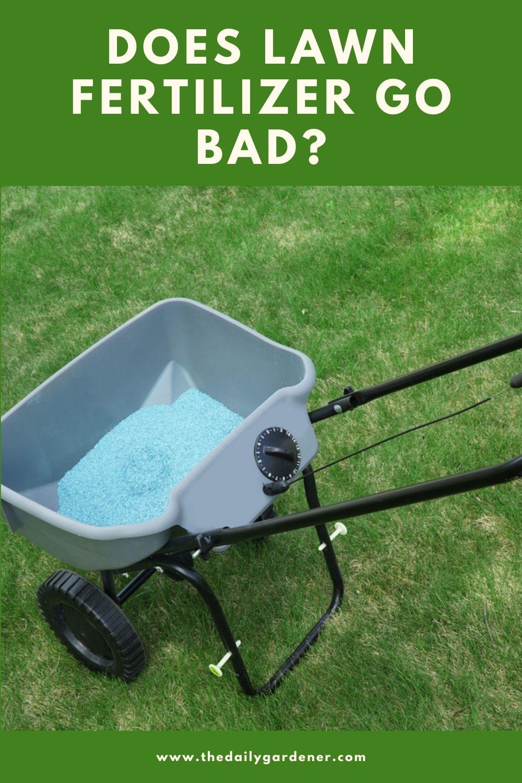 Does Lawn Fertilizer Go Bad (4 Tips for Storing) 1