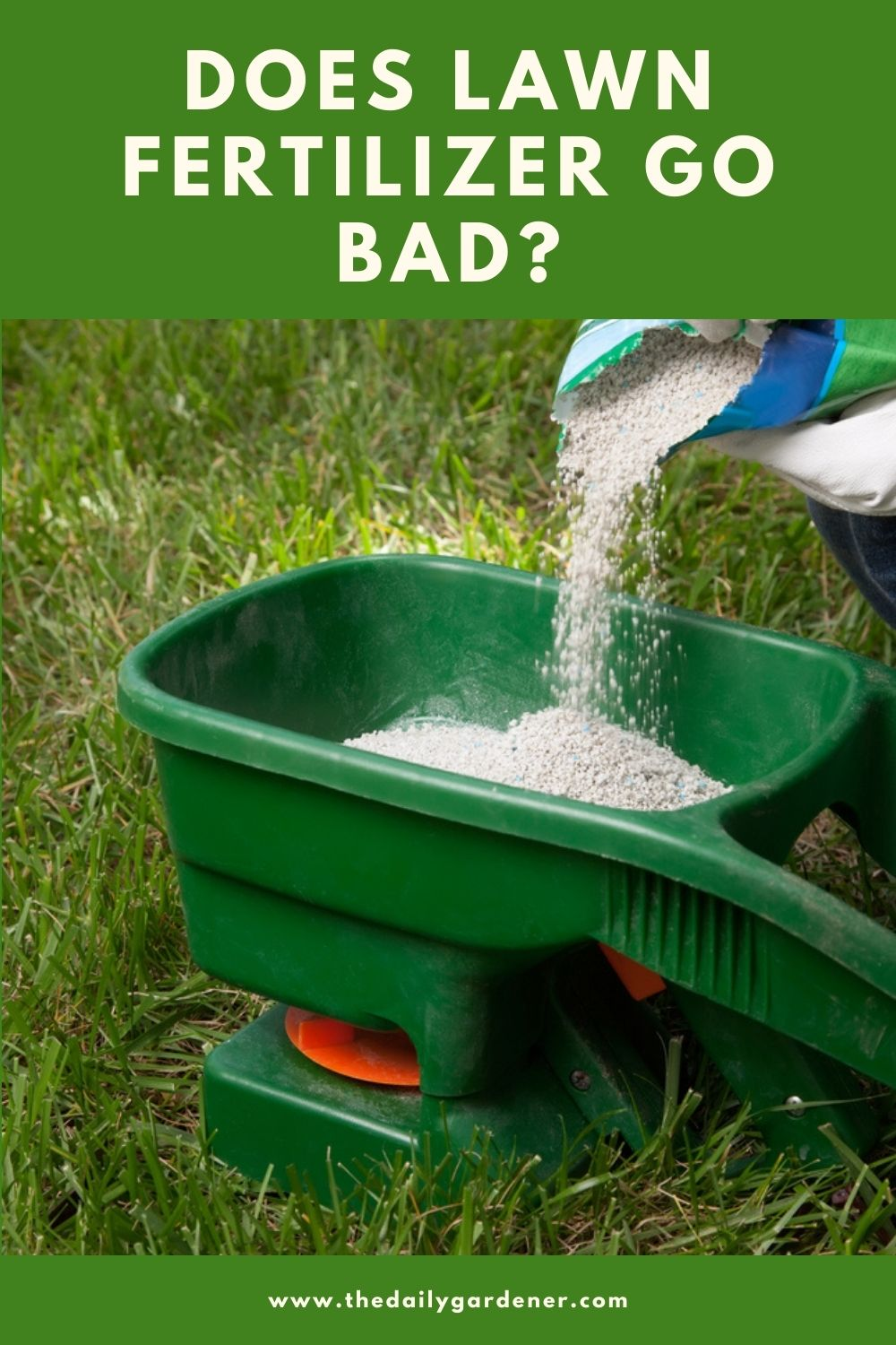 Does Lawn Fertilizer Go Bad (4 Tips for Storing) 2