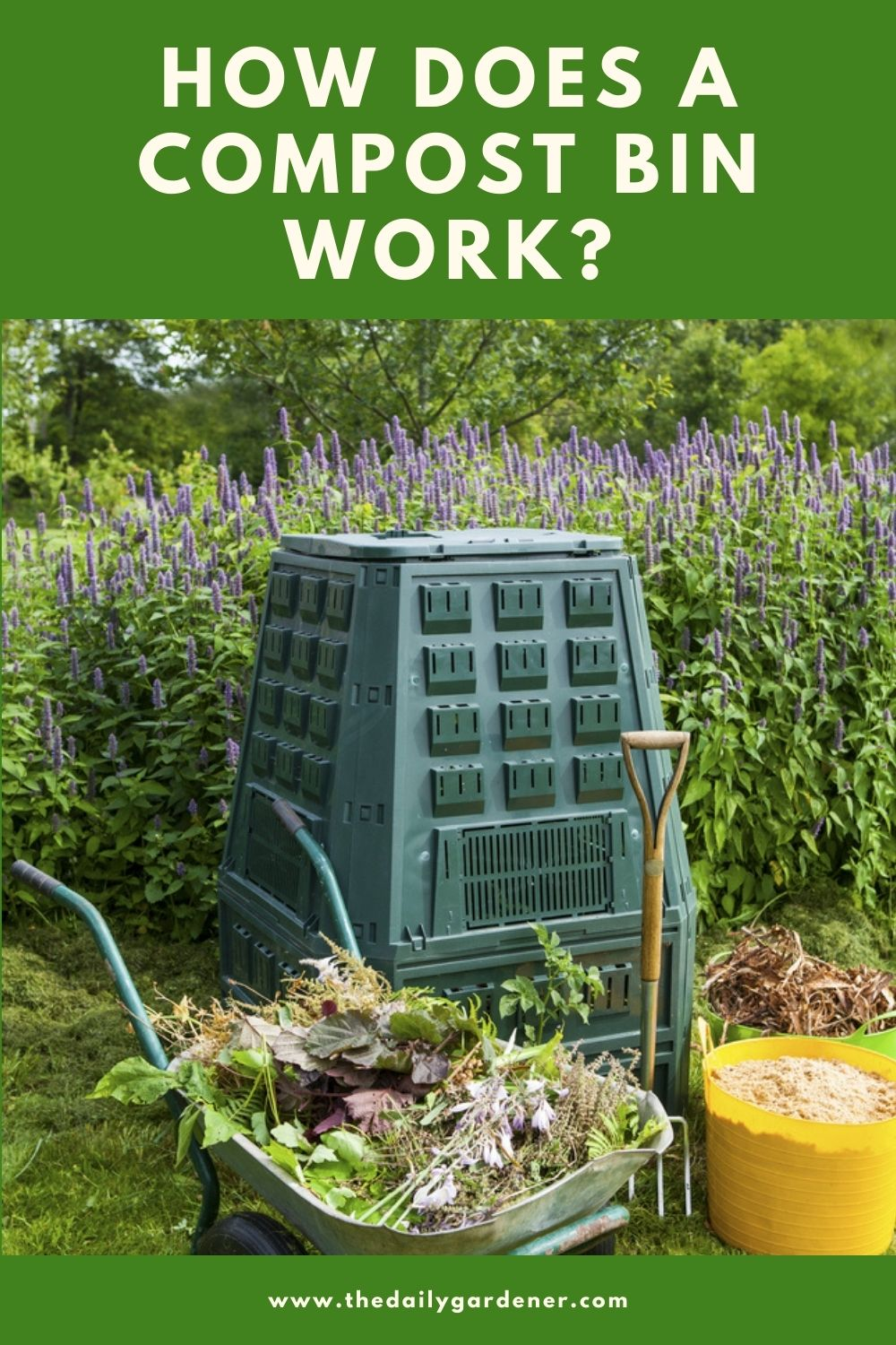How Does a Compost Bin Work 1