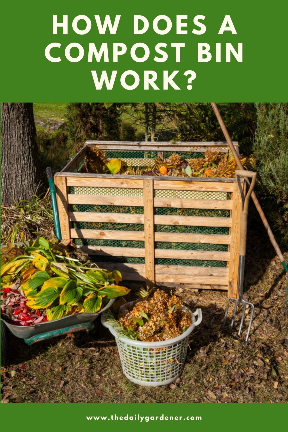 How Does a Compost Bin Work 2