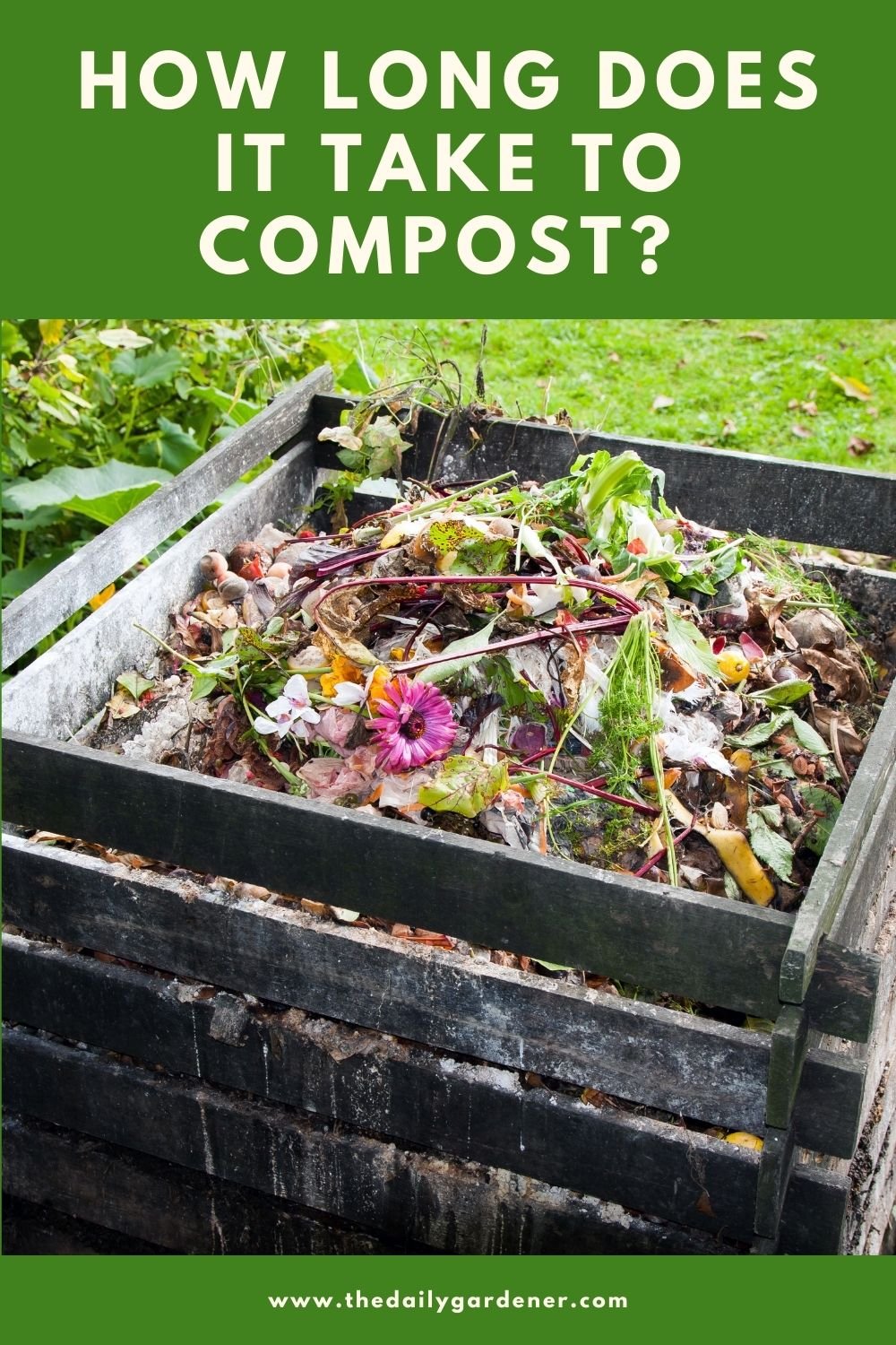 How Long Does It Take to Compost 1