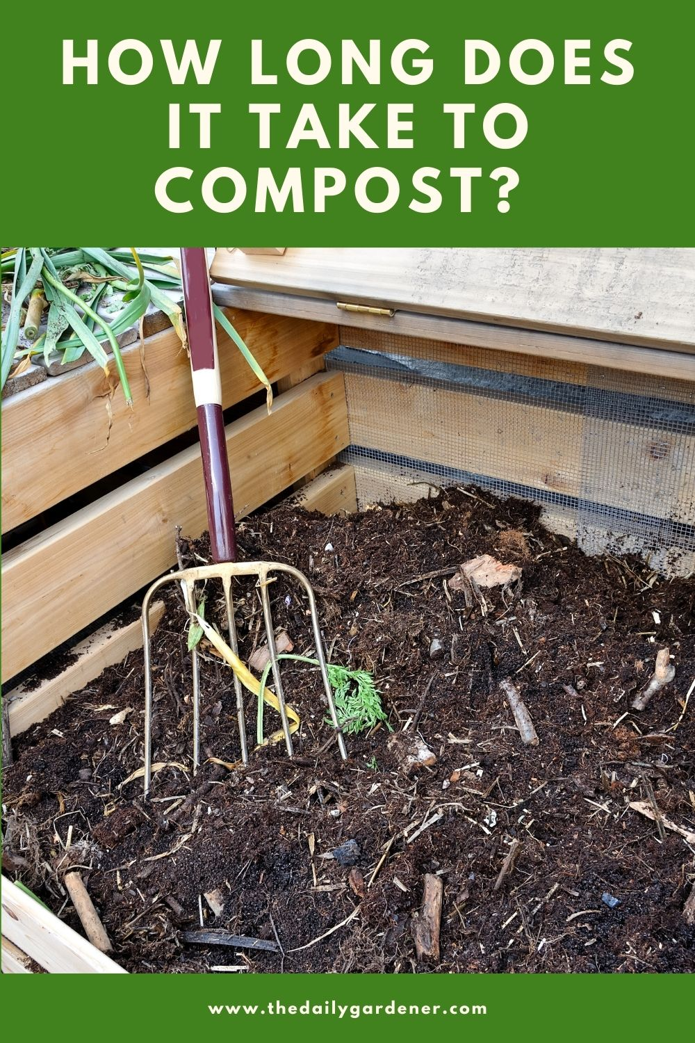 How Long Does It Take to Compost 2