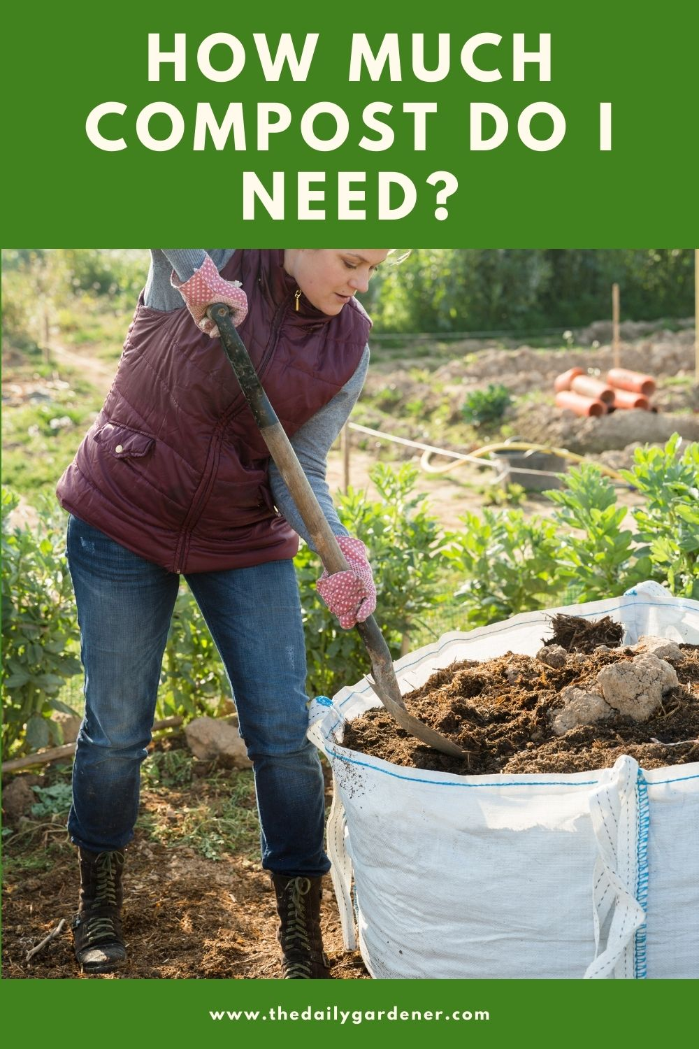 How Much Compost Do I Need 1