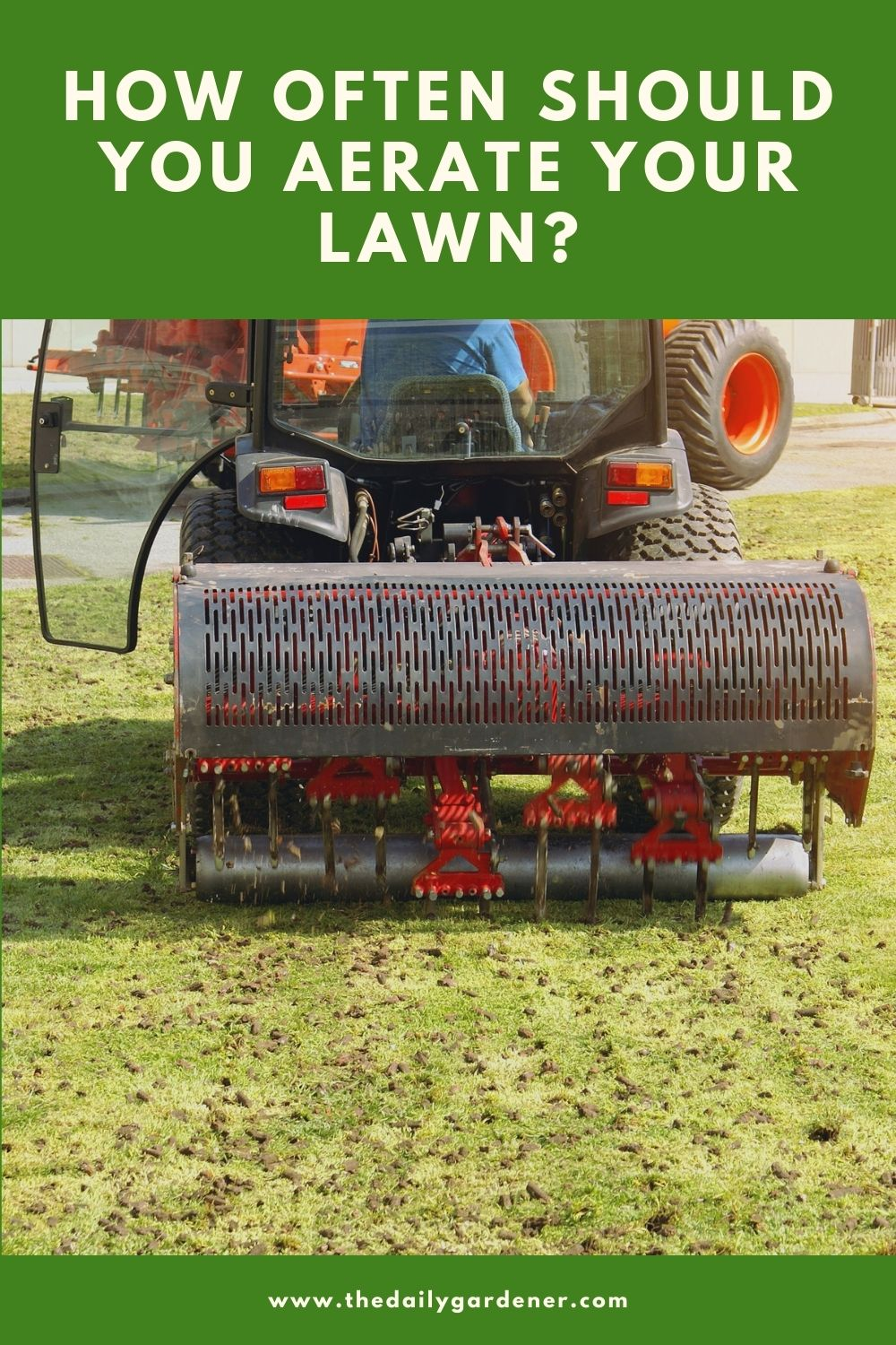 How Often Should You Aerate Your Lawn 1