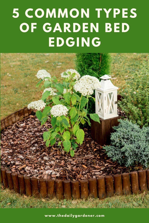 5 Common Types of Garden Bed Edging 1