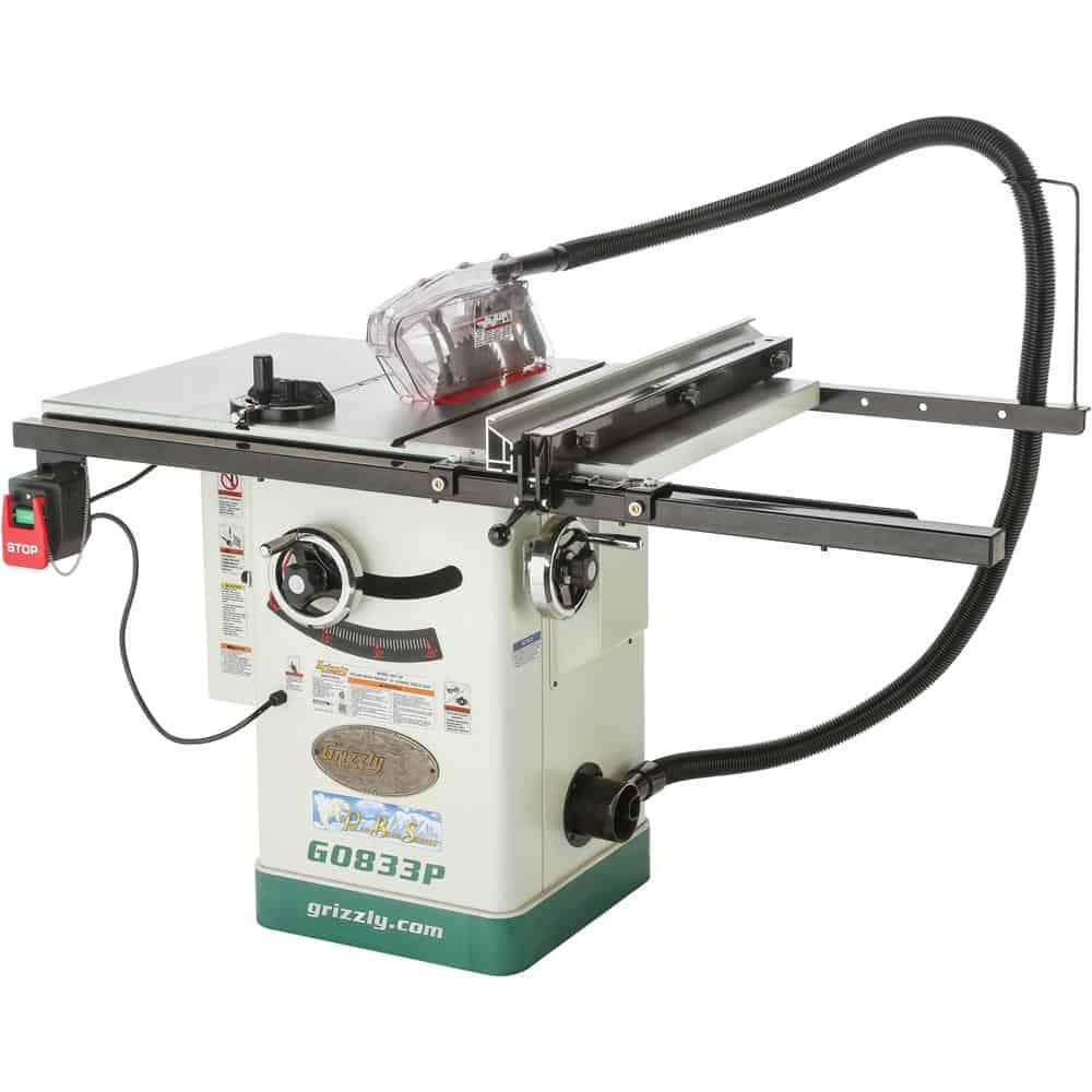 Grizzly Industrial G0833P Hybrid Table Saw