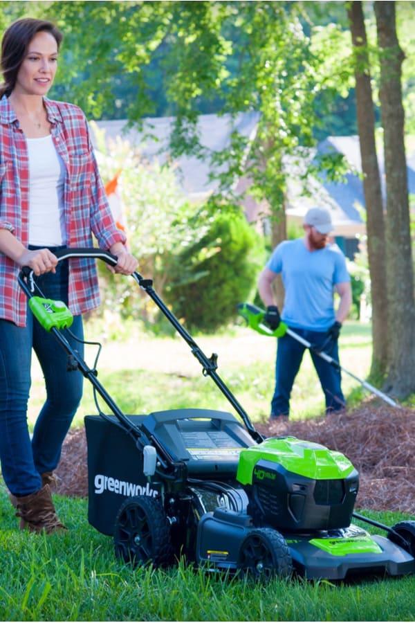 Greenworks MO40L2512
