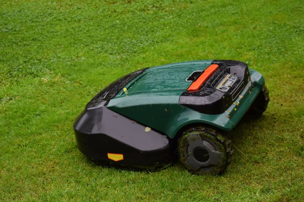 Be mindful of your type of mower