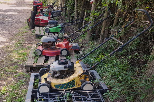 12 Tips for Buying Used Lawn Mowers