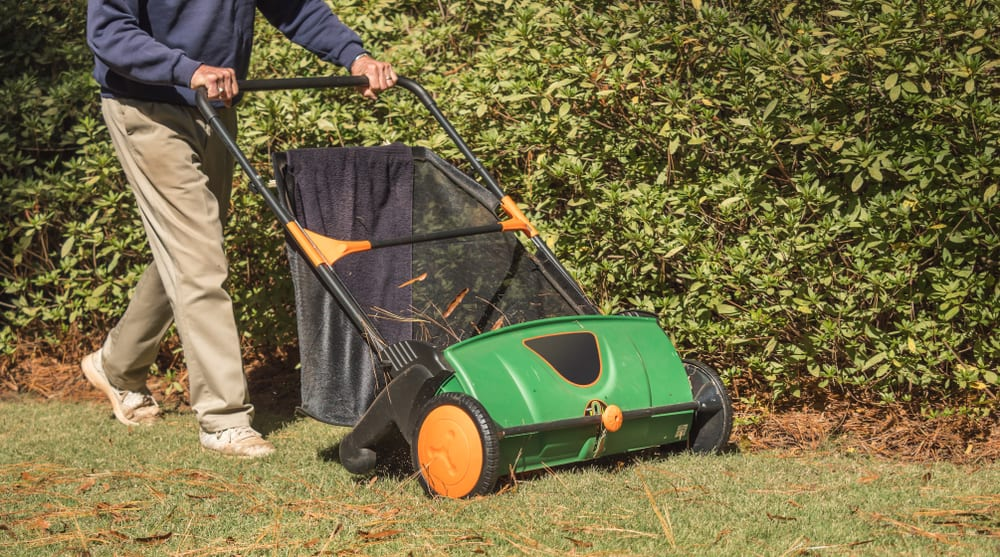 Is Push Lawn Sweeper Worthy of Money