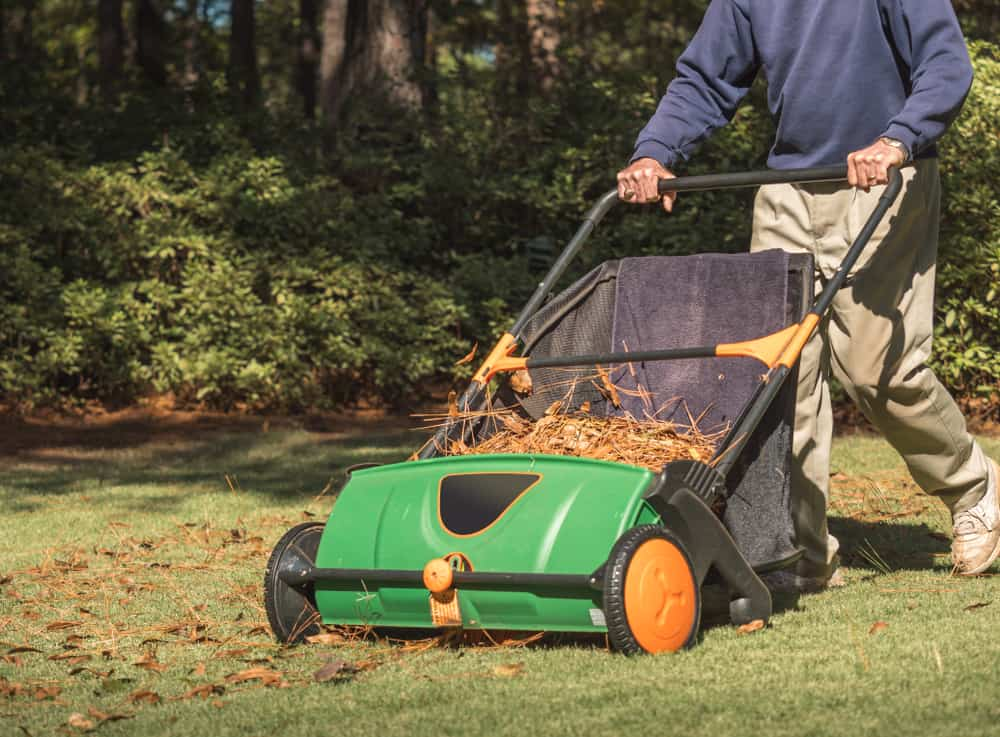 What Are The Benefits of Having a Push Lawn Sweeper