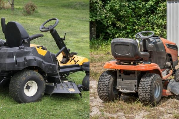 Zero Turn vs. Lawn Tractor: Which is Better?