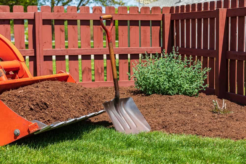 Mulch Lawn